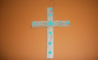 rustic wood crosses and new wood crosses, crafts, woodworking projects