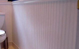 beadboard wallpaper, bathroom ideas, doors, home decor, wall decor
