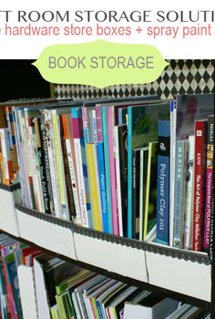 studio craft room organization using pallets and other budget friendly solutions, craft rooms, organizing, pallet, storage ideas, Free magazine storage solution