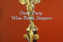 diy wine bottle stoppers out of old trophys, repurposing upcycling