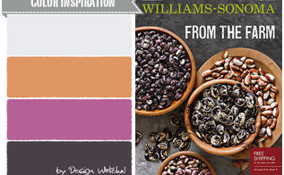 what is your strangest source of color inspiration for the home, home decor, painting, This month s color inspiration purple