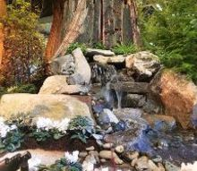 nature s studio northwest flower garden show award winning display, flowers, gardening, landscape, outdoor living, ponds water features