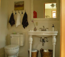 3 times the charm bathroom gets a makeover, bathroom ideas, home decor