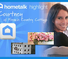 hometalk highlight courtney of french country cottage