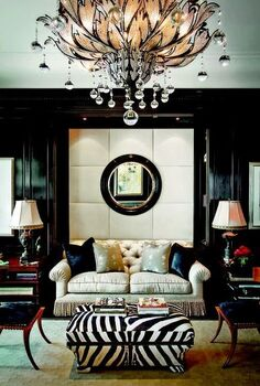 for the home oscars inspired showstopping showcase, home decor, Dramatic Details