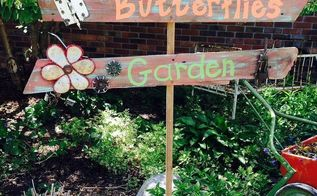 yard art out of reclaimed barn wood, crafts, outdoor living, woodworking projects