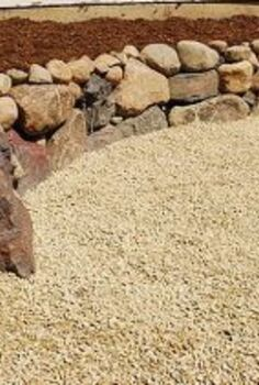 use these crucial tips for a great gravel driveway and perfect pavers, concrete masonry, landscape, Gravel Driveway