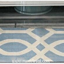 how to clean in between the glass on your stove doors, appliances, cleaning tips, doors, All clean and completely see through now