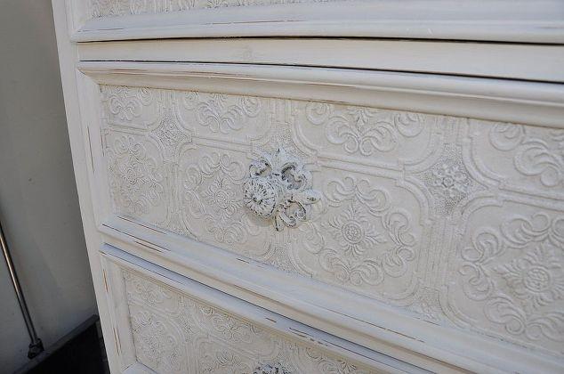 textured paintable wallpaper dresser - photo #26