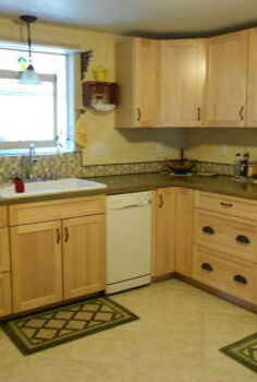 my new kitchen, home decor, kitchen design, THE OLD KITCHEN WAS GUTTED AND THIS IS THE NEW