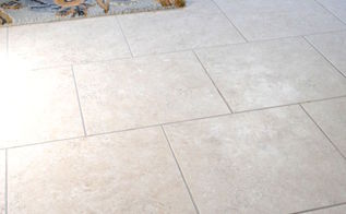 installing groutable luxury vinyl tile | hometalk