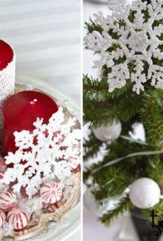 creativity with epsom salts, crafts, seasonal holiday decor