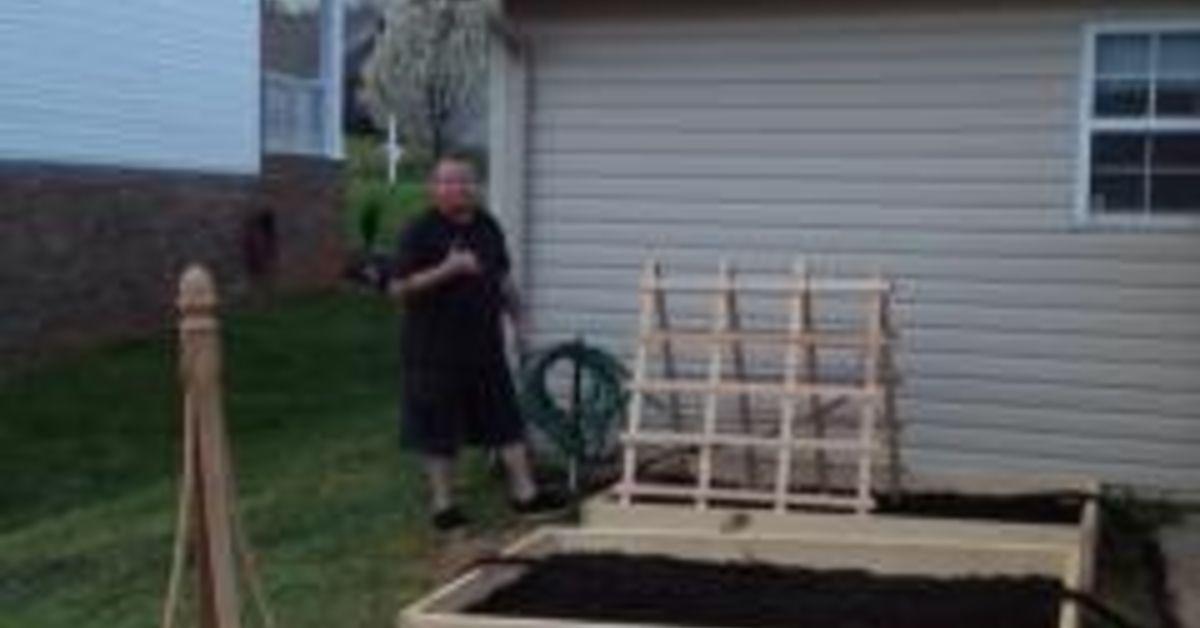 I Finally Built My Raised Garden Beds Hometalk