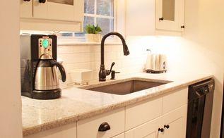 ikea kitchen renovation, home decor, home improvement, kitchen design, Sink side after