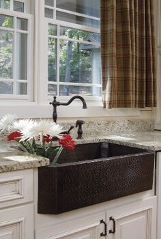 kitchen design what s in what s out, electrical, home decor, Farmhouse Sinks Are IN Do You Agree