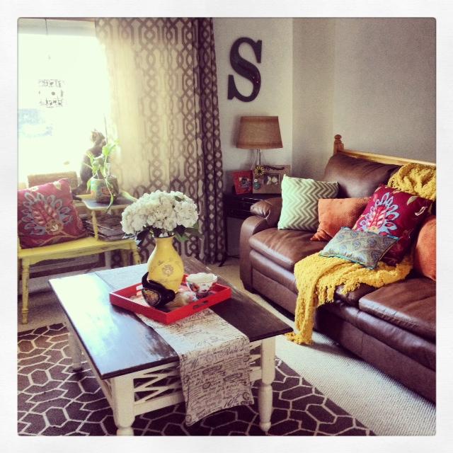 Living Room Ideas On A Budget: Living Room On A Budget...