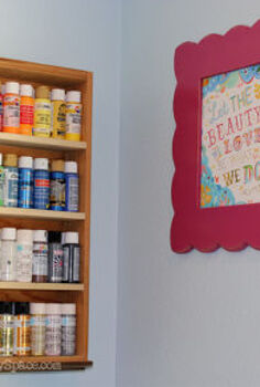 repurposed kitchen drawer to storage shelf, organizing, repurposing upcycling, shelving ideas, storage ideas