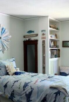 a beach boy s bedroom reveal, bedroom ideas, home decor