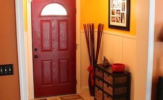 foyer reveal, foyer, home decor
