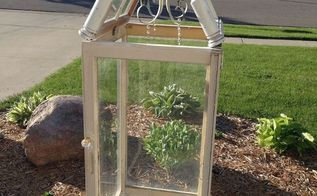 old window conservatory, diy, repurposing upcycling, woodworking projects