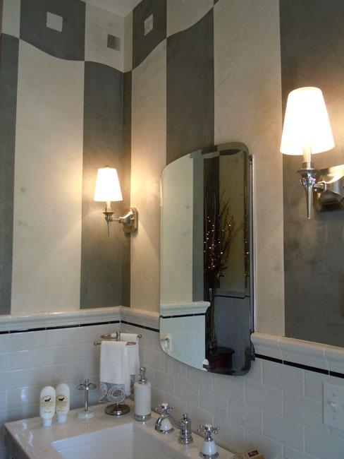 Venetian plaster bathroom hometalk for Venetian plaster bathroom ideas