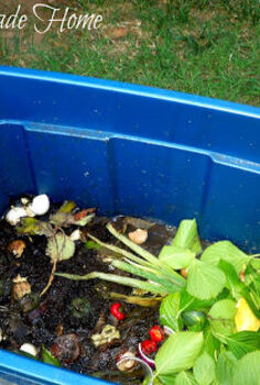 composting made easy, composting, gardening, go green