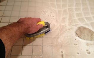 cleaning shower tile amp grout what works and what doesn t, cleaning tips