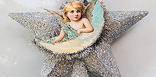 angel tree topper dollar store transformation, crafts, seasonal holiday decor, My Angel Tree Topper
