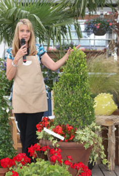 diy gardening, gardening, Tami Eilers opening for Jaime Drurie spelling in Virginia Beach Va