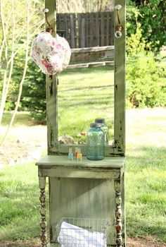 miss mustard seed milk paint project, painted furniture