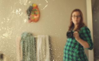 mirror cleaning for a better selfie, cleaning tips