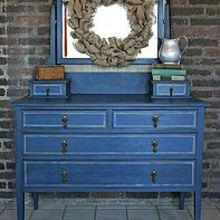 get out of your comfort zone with color, chalk paint, home decor, painted furniture, Whimsical Perspective