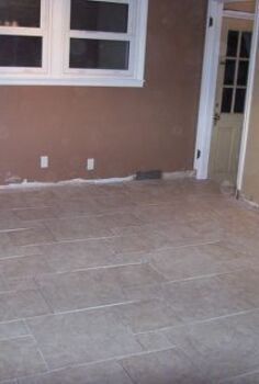 4 inexpensive flooring options for home improvement on a budget, flooring, garages, hardwood floors, home decor