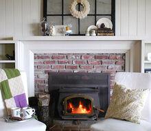 calm amp quiet winter decor, home decor, wreaths