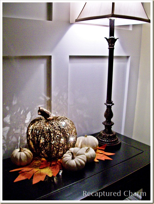 Diy Dollar Store Illuminated Pumpkin Hometalk