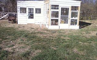 greenhouse potting shed, gardening