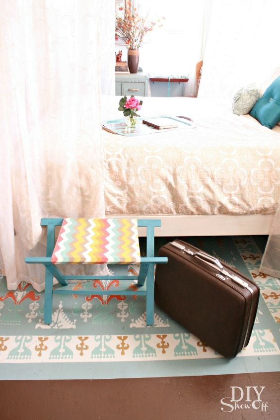 Getting Guest Ready With A DIY Luggage Rack Hometalk