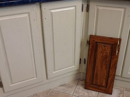 Painting particle board cabinets in mobile home hometalk