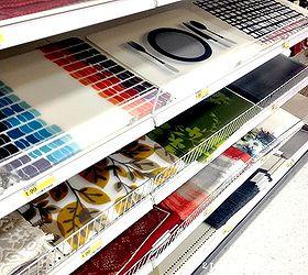 2 diy fridge mats from vinyl placemats crafts