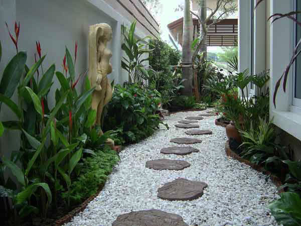 pathways design ideas for home and garden decks gardening outdoor living - Home And Garden Designs