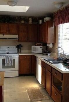 tips on remodeling your kitchen, home improvement, kitchen design, This is the BEFORE KITCHEN