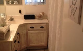 100 shabby farmhouse bathroom makeover, bathroom ideas, home decor