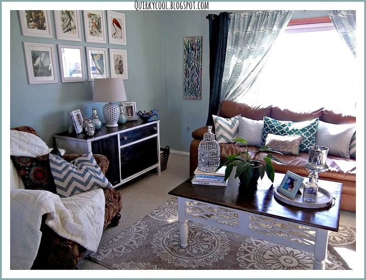 Design on a dime living room stage 3 hometalk for Design on a dime living room ideas