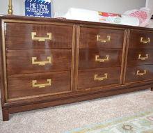 dresser make ova, painted furniture