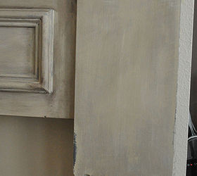 Chalk Painted Fireplace Mantel | Hometalk