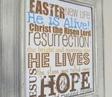 happy easter, easter decorations, seasonal holiday d cor