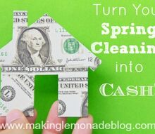 spring cleaning turn your clutter into cash, cleaning tips, Who knew you could make money from getting rid of things Here s several secrets for selling your clutter