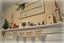 valentine s day winter decor, fireplaces mantels, seasonal holiday d cor, valentines day ideas