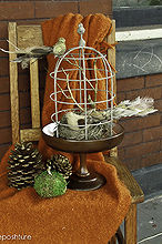fall decorating using mostly what you have, seasonal holiday d cor