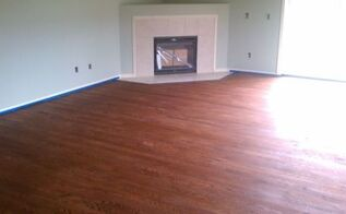 q do you think a natural mantel in this great room would be too much, home decor, living room ideas